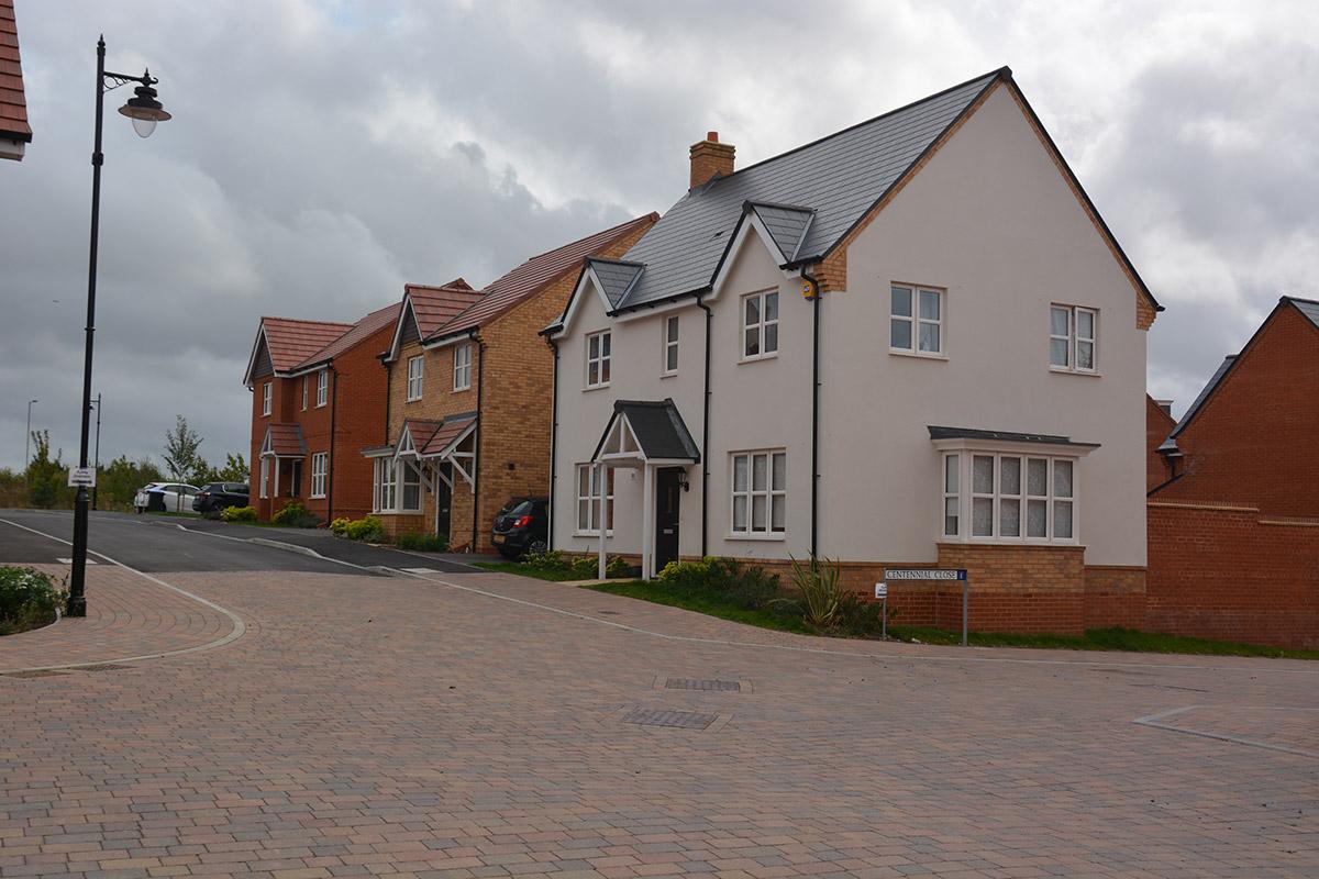 Bloor Homes Kings Gate Amesbury Penny Lane Spa 7fq R